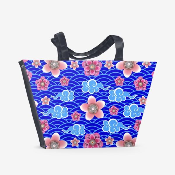Пляжная сумка «Китайский Новый Год»