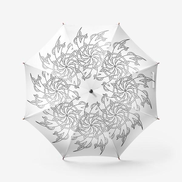 Зонт «Мандала»