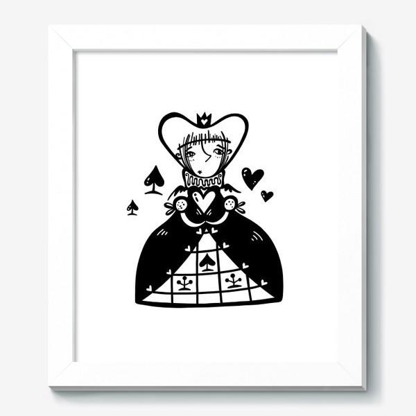 Картина «Темная королева»