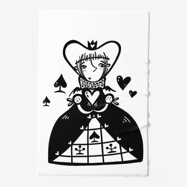 Полотенце «Темная королева»