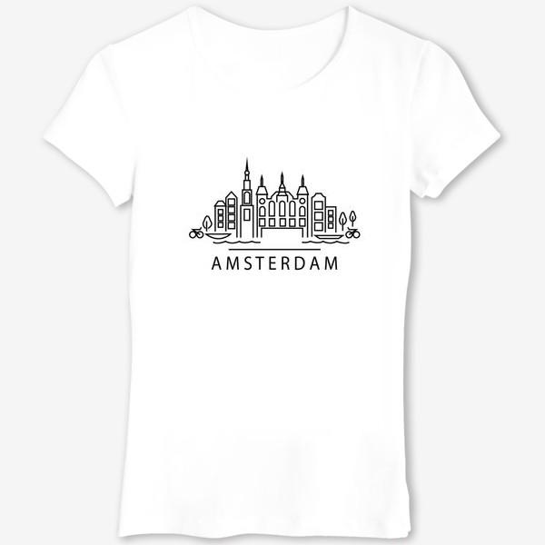 Футболка «Амстердам»
