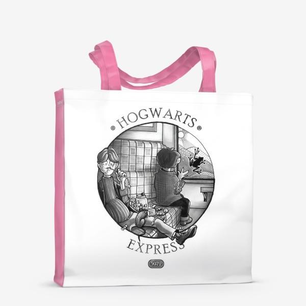 Сумка-шоппер «Гарри Поттер. Экспресс до Хогвартса.»