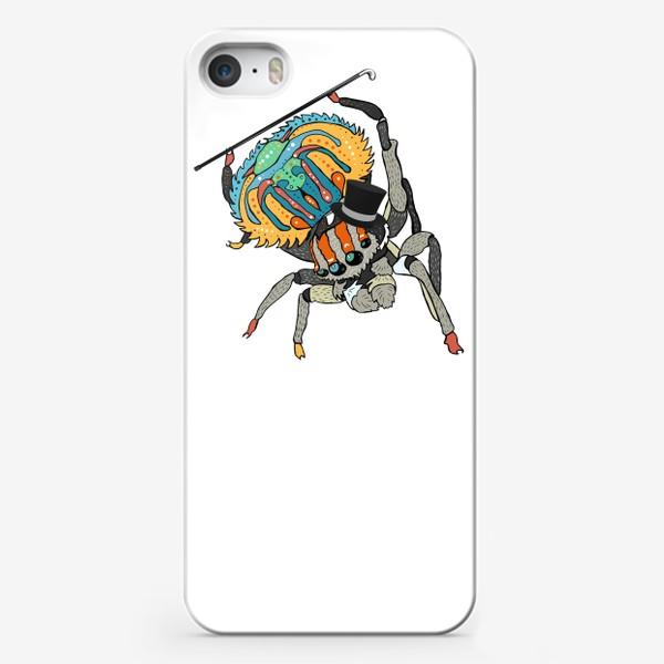 Чехол iPhone «Паук»