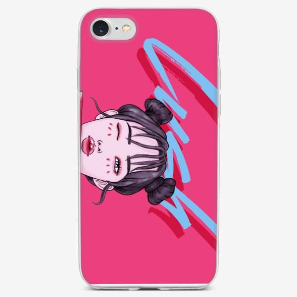 Чехол iPhone «Сочный арбуз»