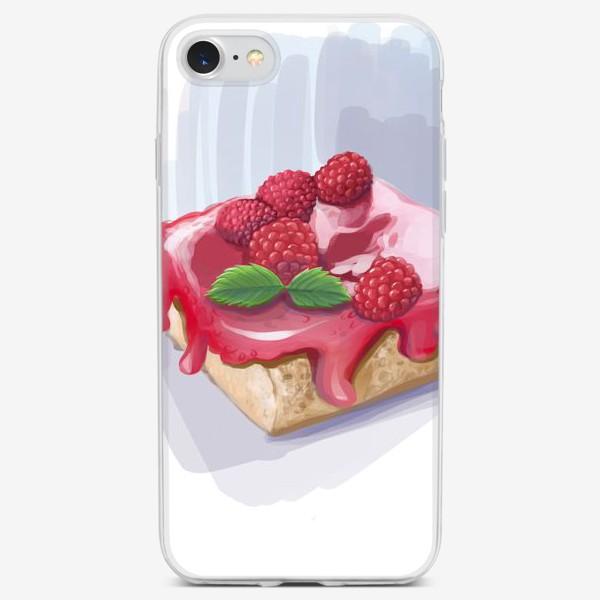 Чехол iPhone «Пирожек»