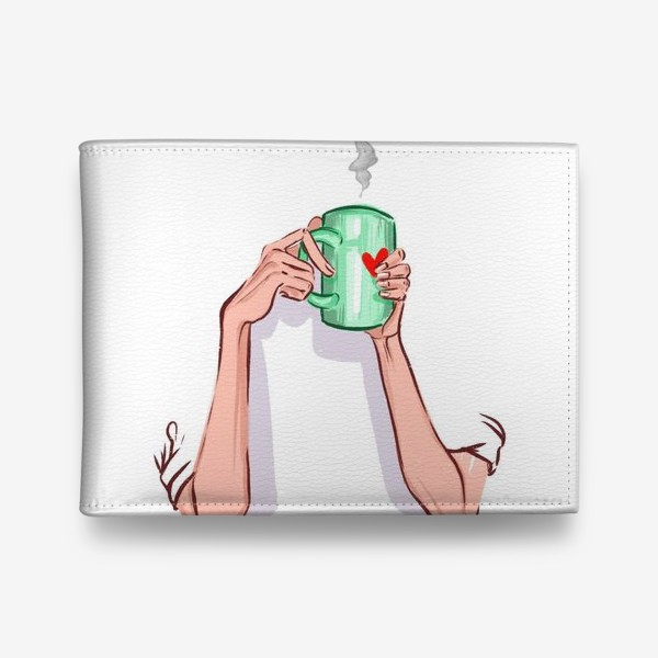 Кошелек «Утренний кофе 3»