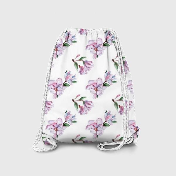 Рюкзак «Нежные могнолии»