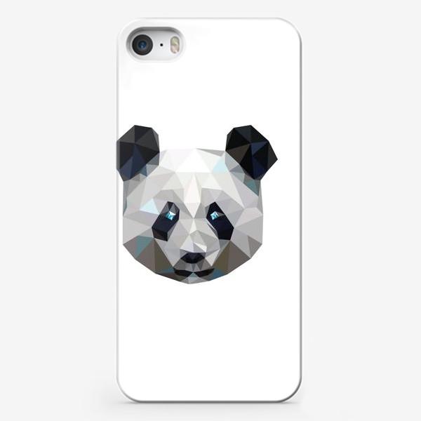 Чехол iPhone «Панда»