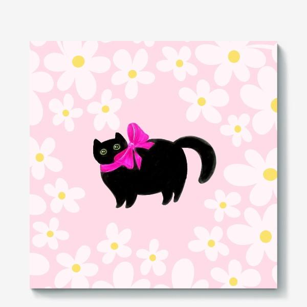 Холст «Kitty»