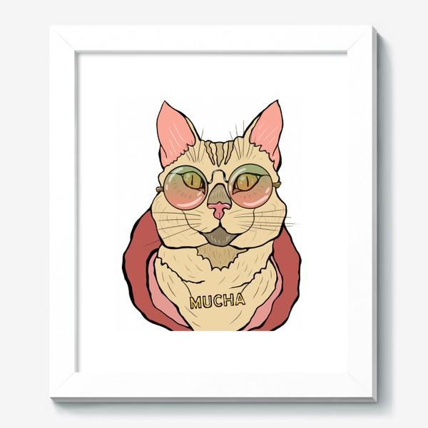 Картина «Cat»