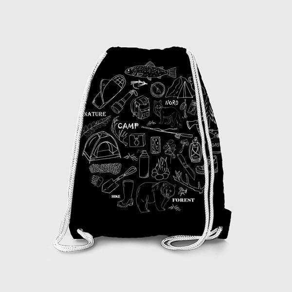 Рюкзак «туризм, поход лесной»