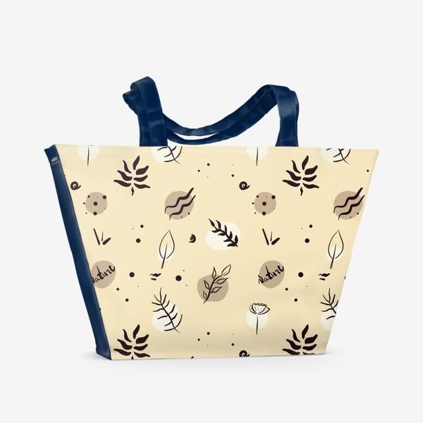 Пляжная сумка «Сет «осень»»