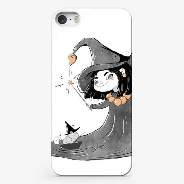 Чехол iPhone «Волшебница»