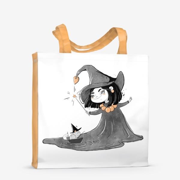 Сумка-шоппер «Волшебница»