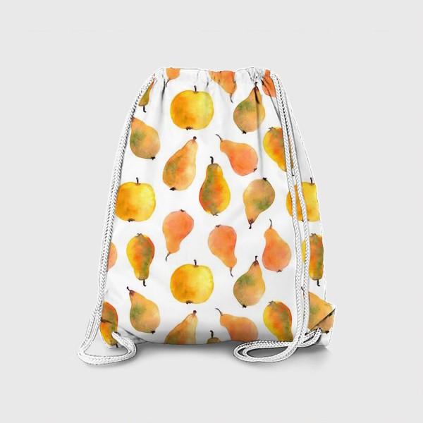 Рюкзак «Сочные спелые груши»