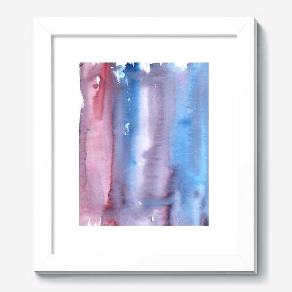 Картина «Абстрактный фон в фиолетовом цвете»