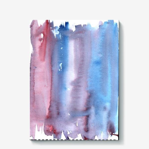 Холст «Абстрактный фон в фиолетовом цвете»