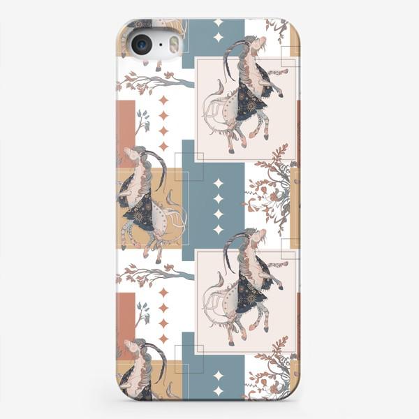 Чехол iPhone «Sebastian print»