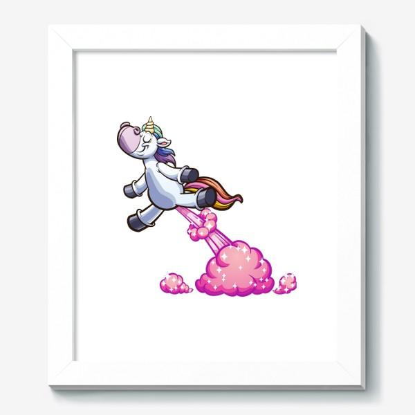 Картина «Волшебный Единорог »