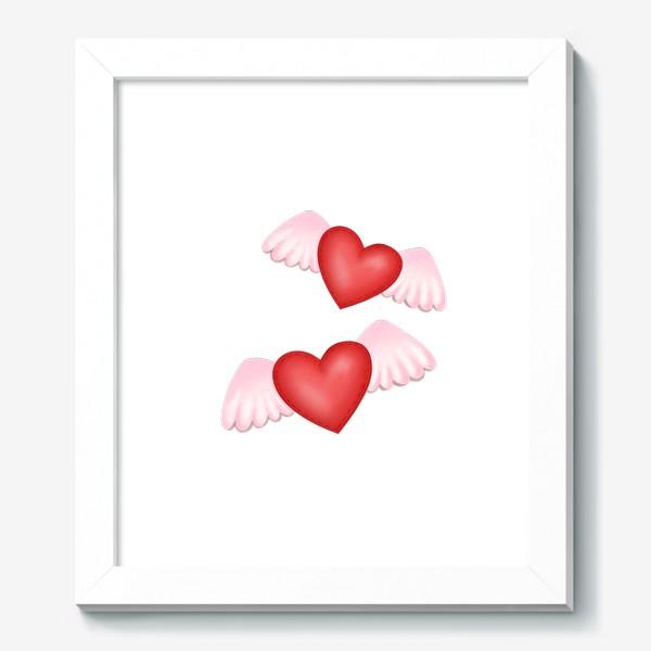 Картина «Два сердца-одна любовь»