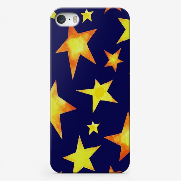 Чехол iPhone «Звезды на небе»