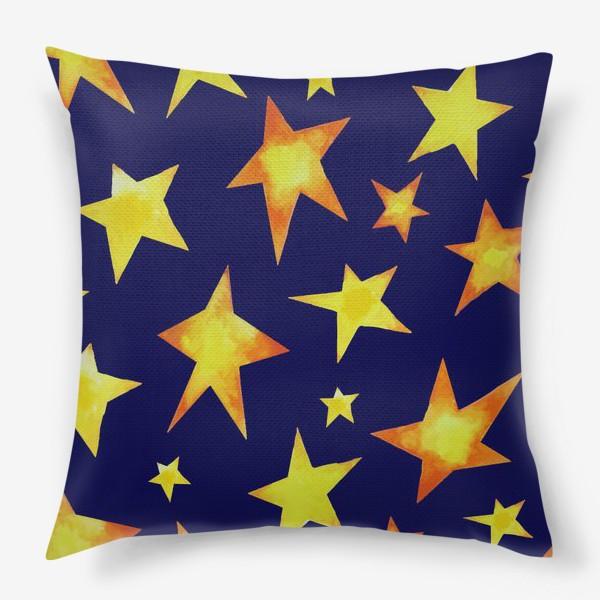 Подушка «Звезды на небе»