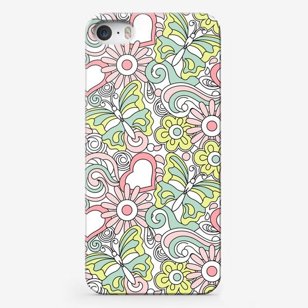 Чехол iPhone «Теплые деньки»