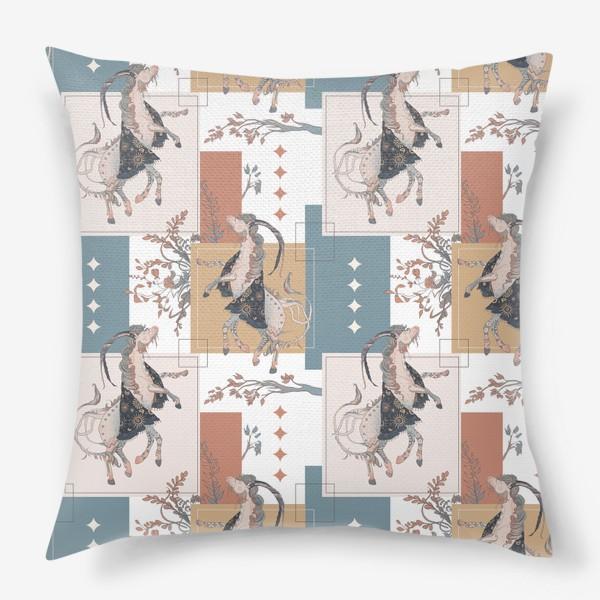 Подушка «Sebastian print»