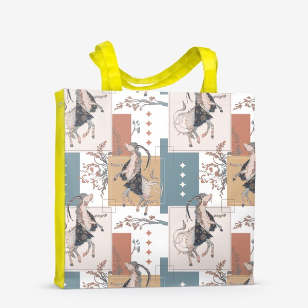 Сумка-шоппер «Sebastian print»