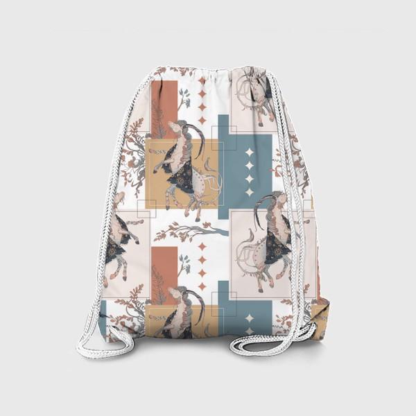 Рюкзак «Sebastian print»