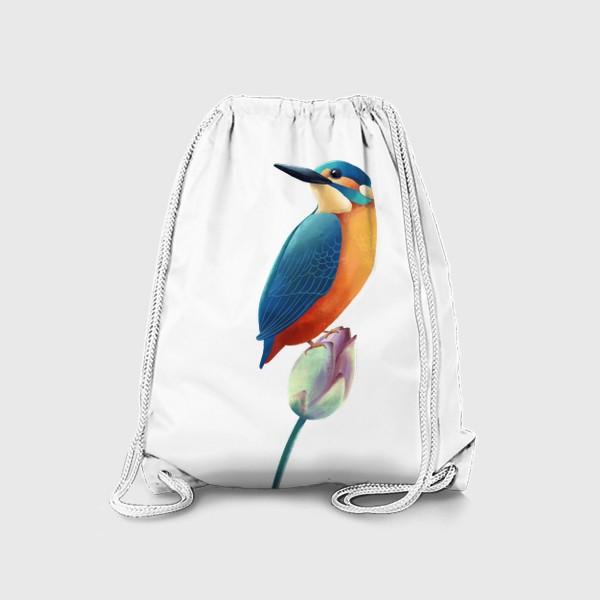 Рюкзак «зимородок»