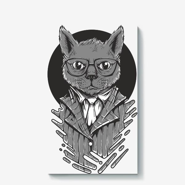 Холст «Cat»
