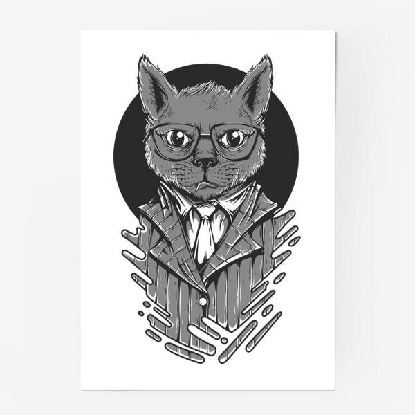 Постер «Cat»