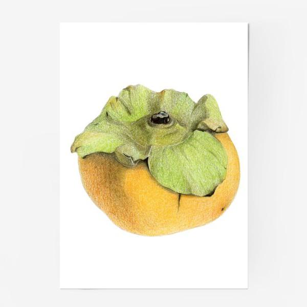 Постер «Хурма»