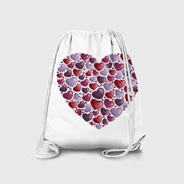 Рюкзак «hearts»