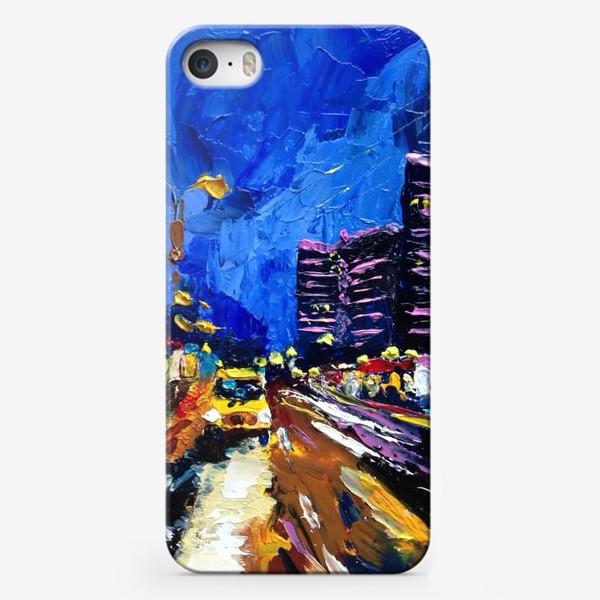 Чехол iPhone «Арбат»
