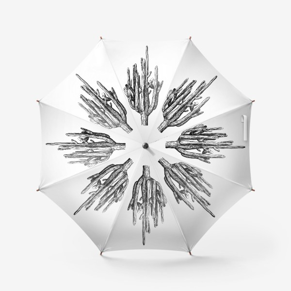 Зонт «Кактус»