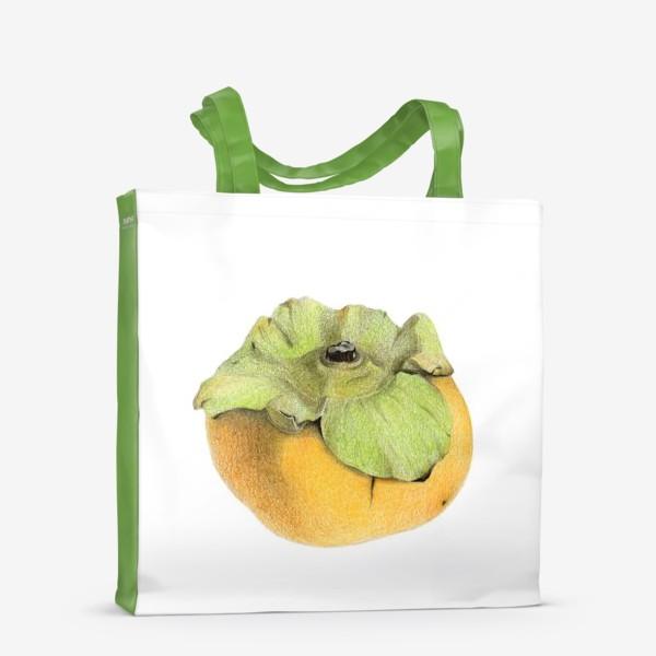 Сумка-шоппер «Хурма»