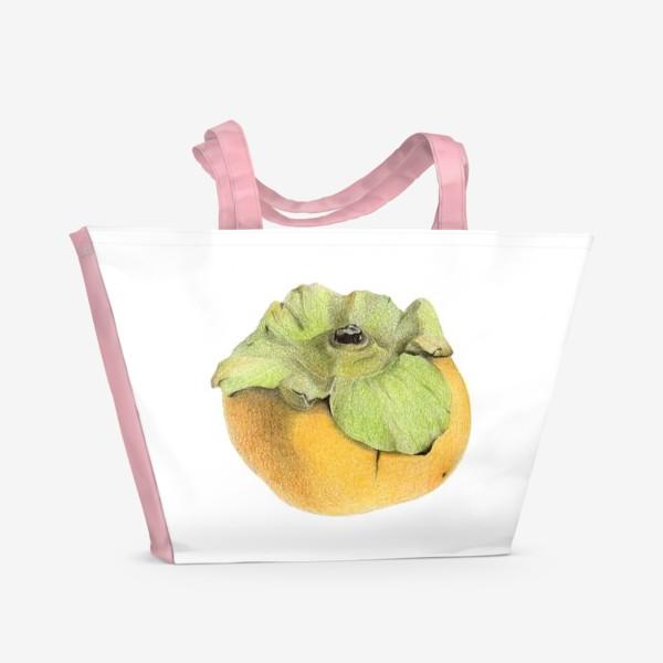 Пляжная сумка «Хурма»
