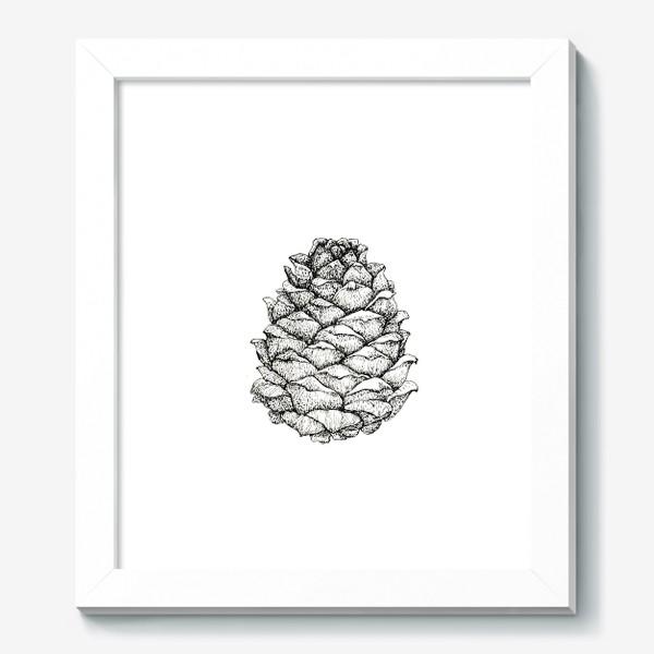 Картина «Кедровая шишка»