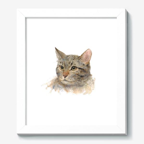 Картина «Портрет кота»