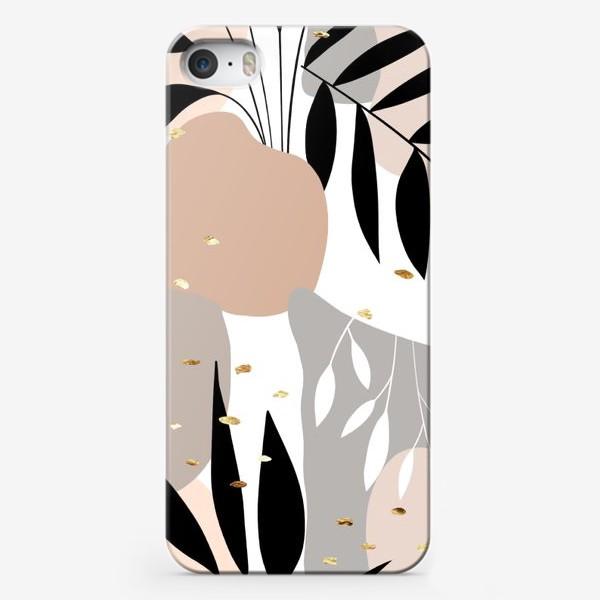 Чехол iPhone «Пастельный паттерн»