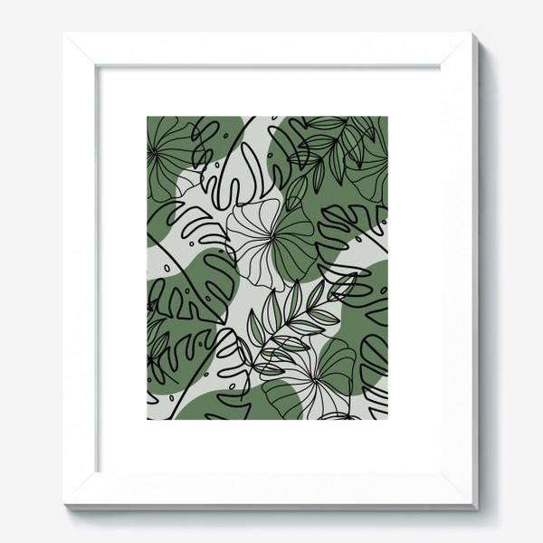 Картина «Паттерн Растения»