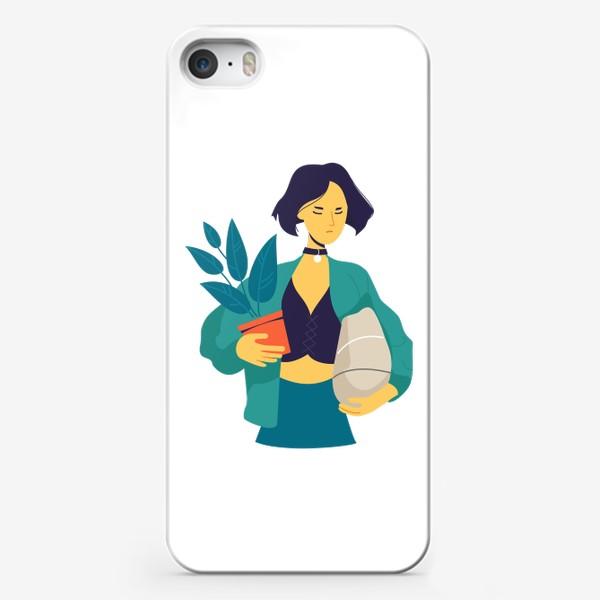 Чехол iPhone «Матильда »