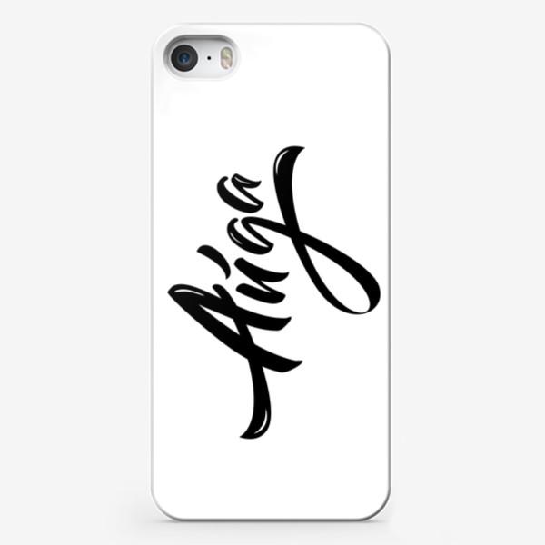 Чехол iPhone «Айда»