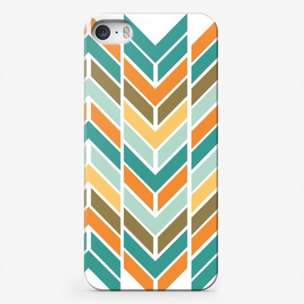 Чехол iPhone «Геометрический паттерн»
