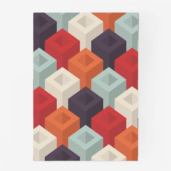 Постер «Геометрический паттерн»