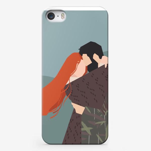 Чехол iPhone «влюбленные»