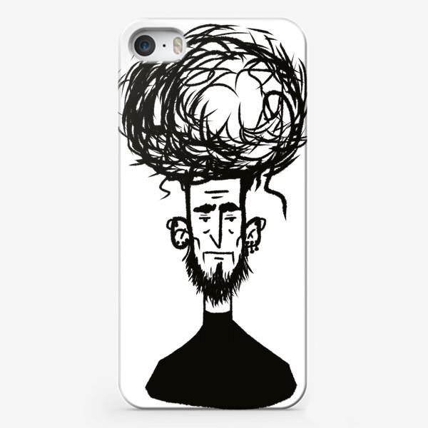 Чехол iPhone «немного усталь»