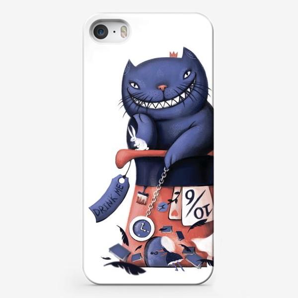 Чехол iPhone «Чешир»